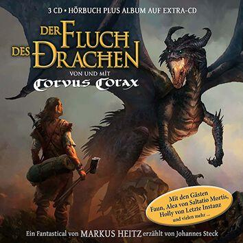 Corvus Corax Der Fluch des Drachen 3-CD Standard