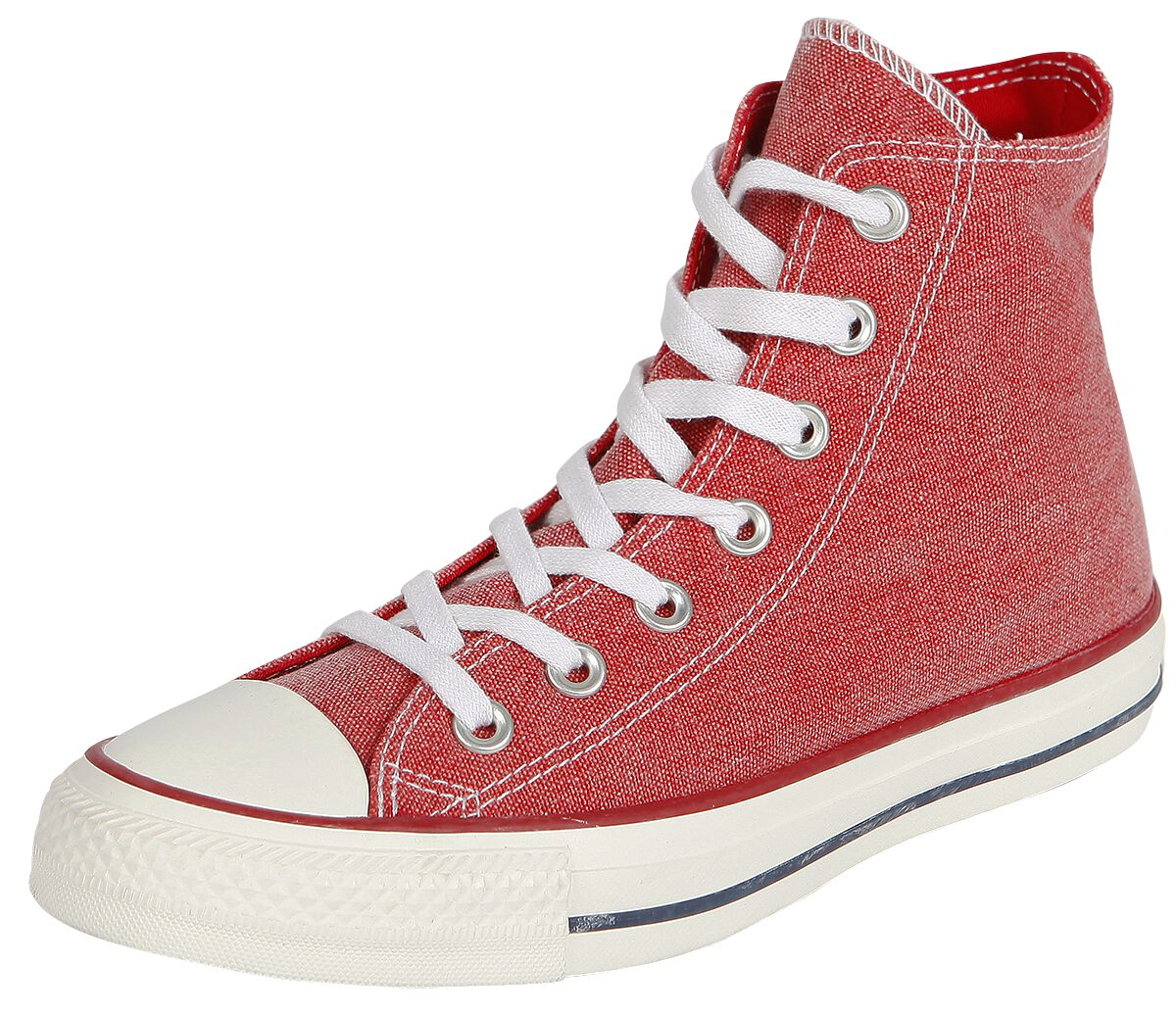 Image of   Converse Chuck Taylor All Star - Hi Sneakers rød