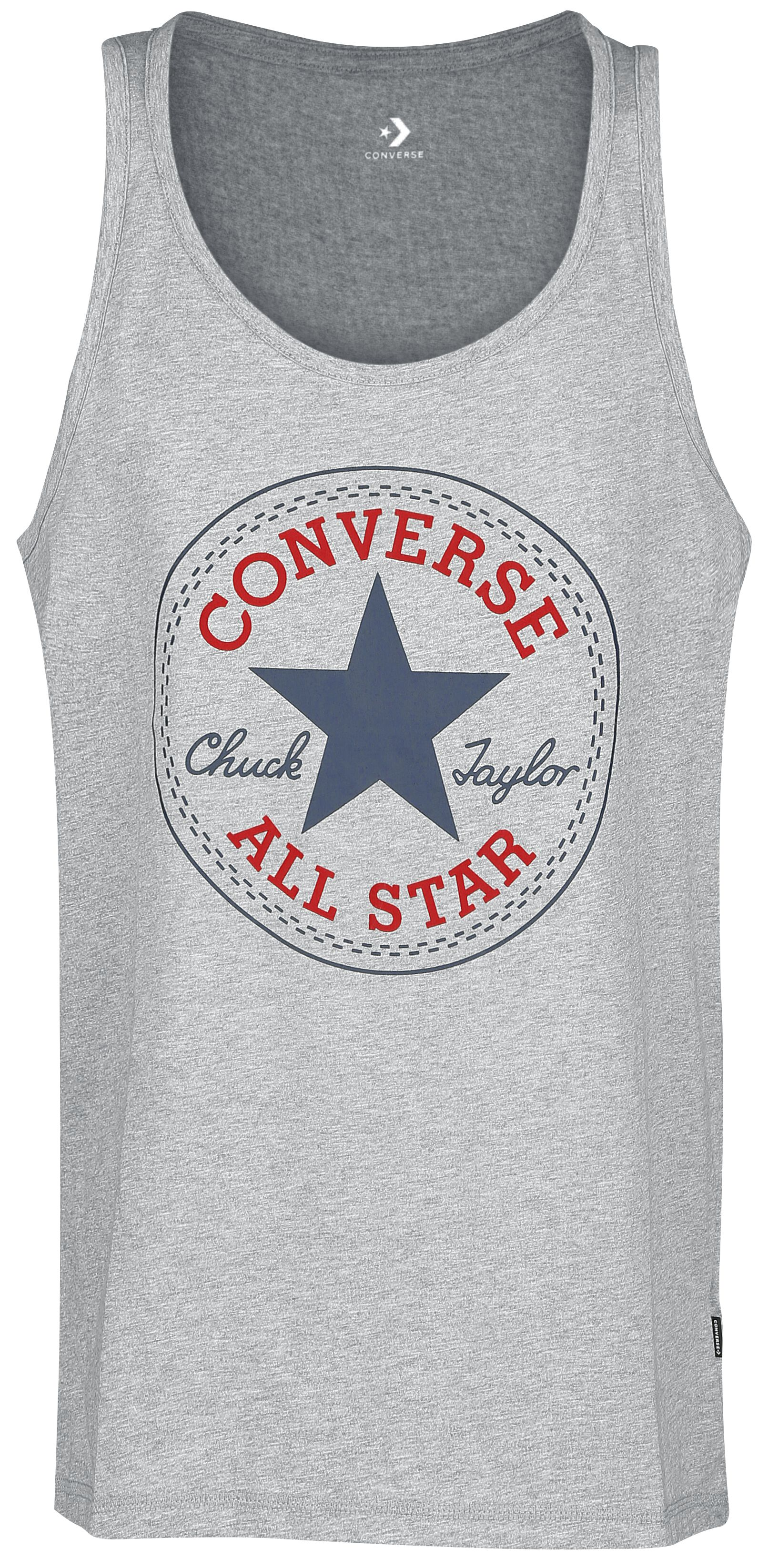 Image of   Converse Chuck Patch Tank Tanktop grå