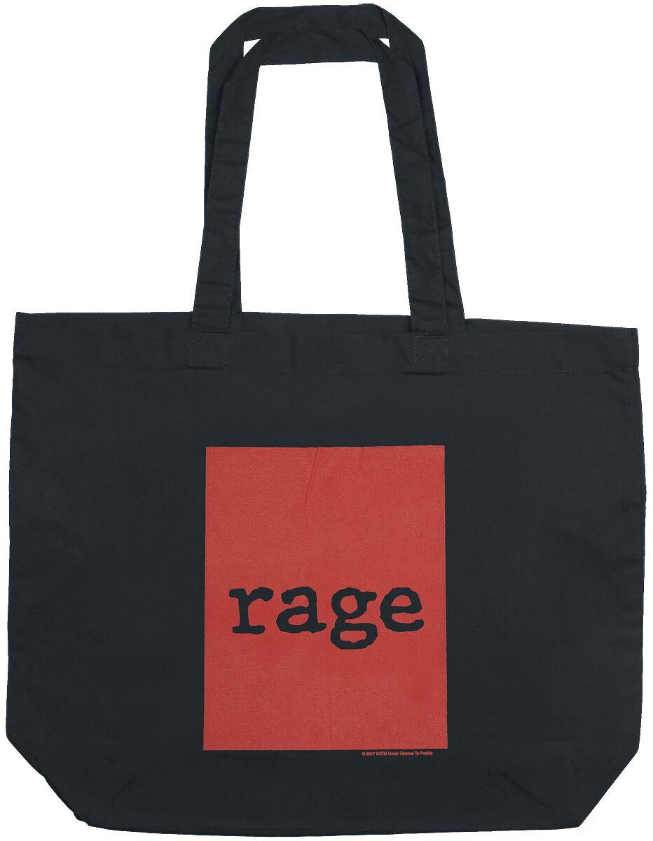 Zespoły - Torby i Plecaki - Torba płócienna Rage Against The Machine Logo Torba płócienna czarny - 364660