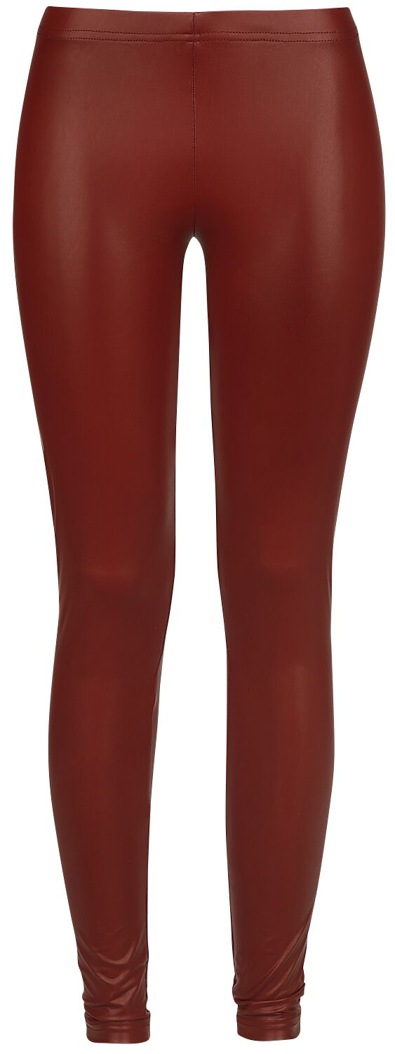 Image of   Black Premium by EMP Built For Comfort Leggings bordeaux