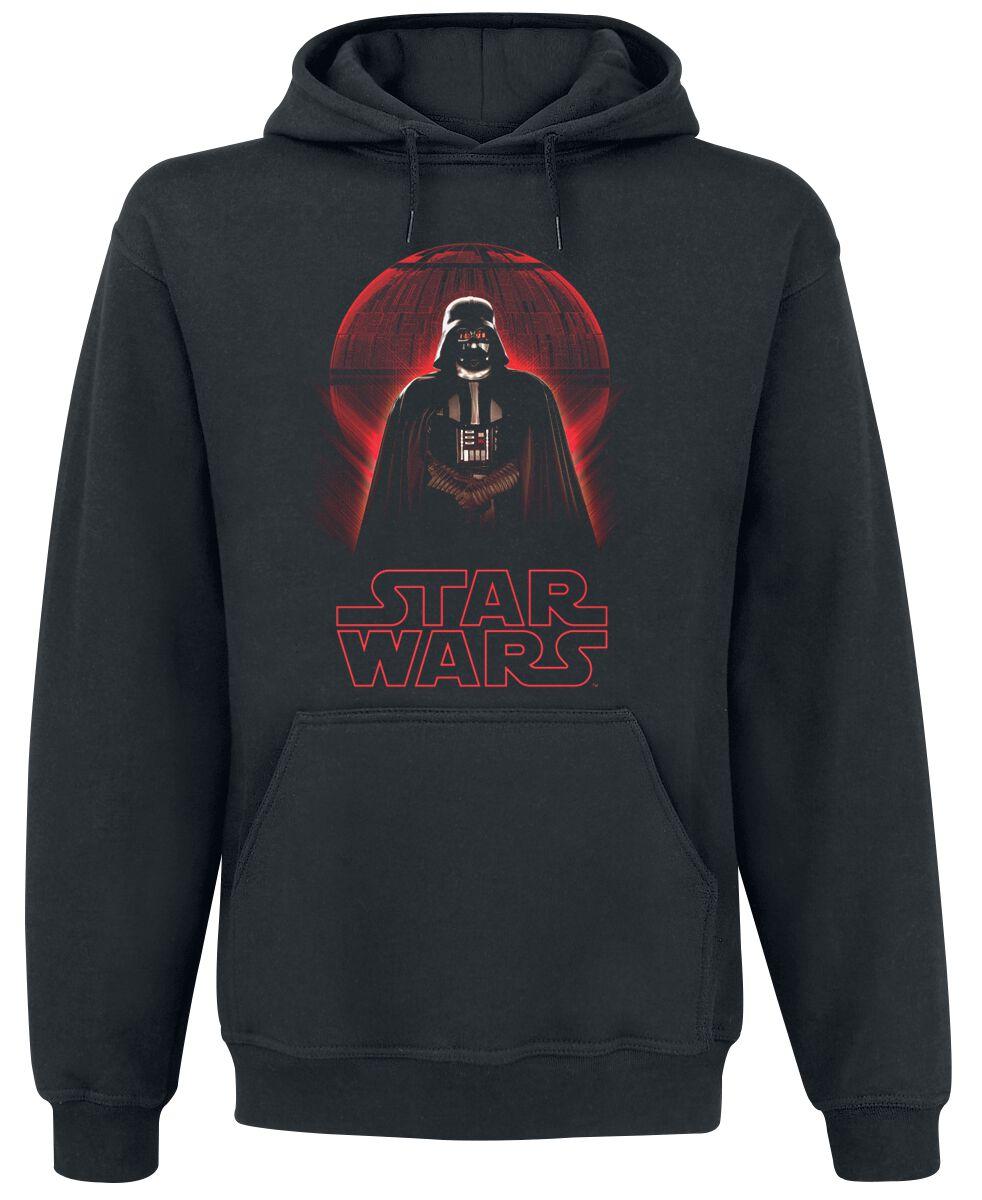 Image of   Star Wars Darth Vader Hættetrøje sort