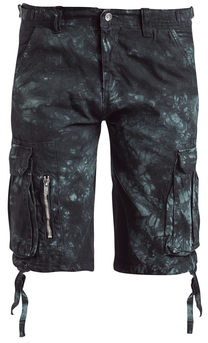 Image of   RED by EMP Army Vintage Shorts Shorts blå-grå