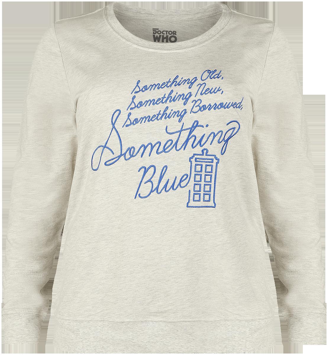 Doctor Who Her Universe - Something Blue Bluza damska odcienie beżowego