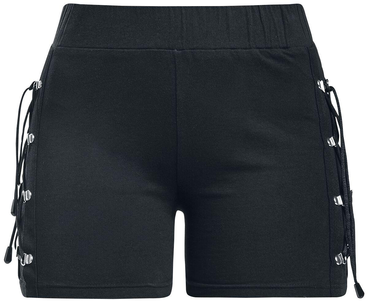 Rock Rebel by EMP I Am One Hot Pants black