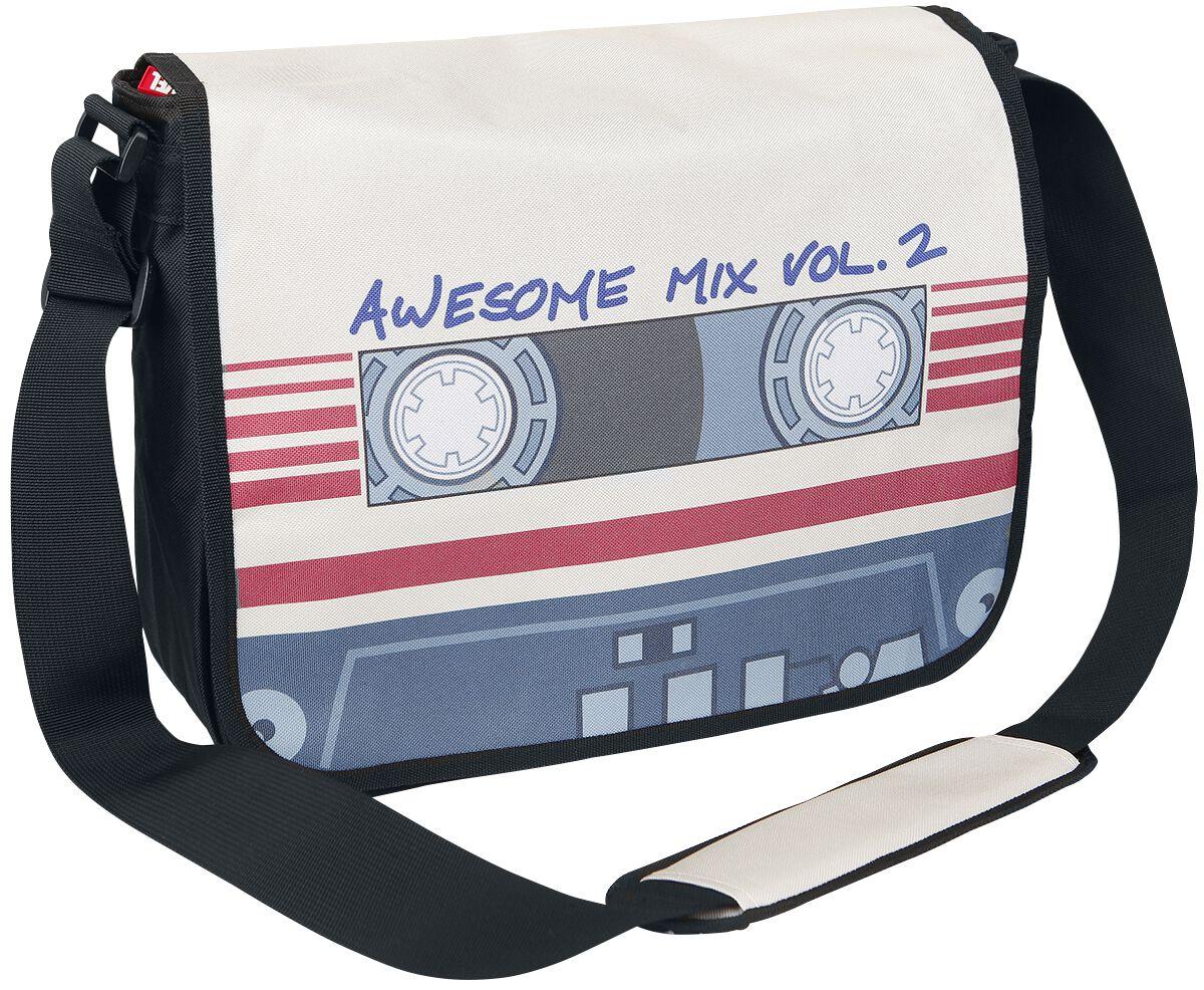 Image of   Guardians Of The Galaxy Mixtape Budtaske multifarvet