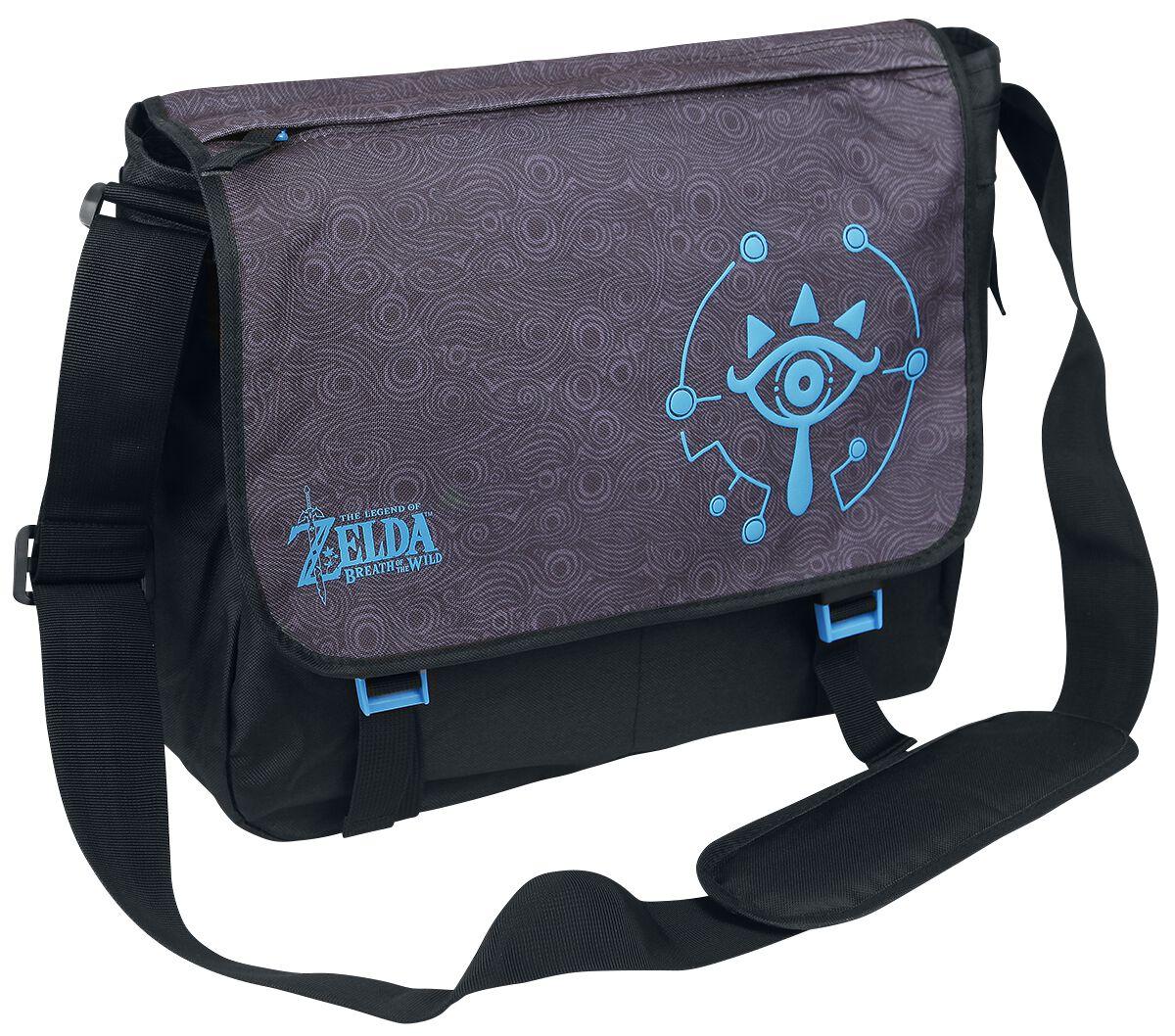 Image of   The Legend Of Zelda Sheika Eye Budtaske sort