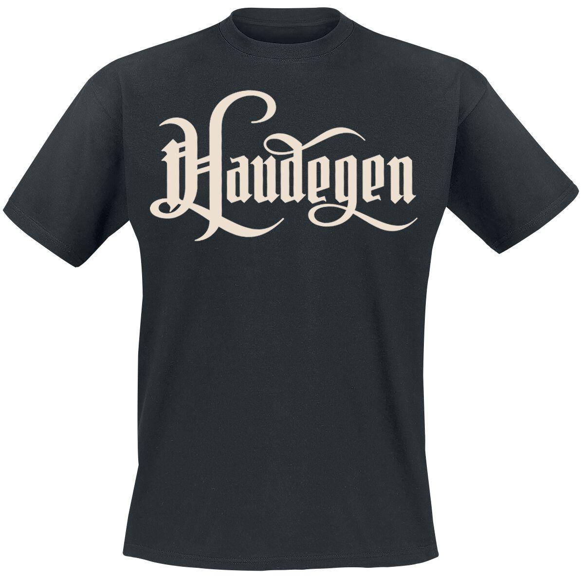 Zespoły - Koszulki - T-Shirt Haudegen Blut Schweiß und Tränen T-Shirt czarny - 365037