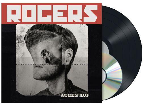 Rogers Augen auf LP & CD Standard