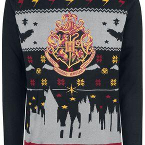 Harry Potter Poudlard Pull Femme multicolore