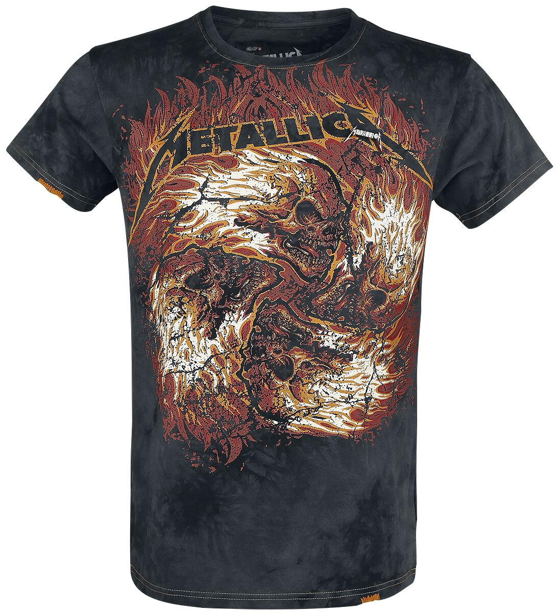 Image of   Metallica EMP Signature Collection T-Shirt sort