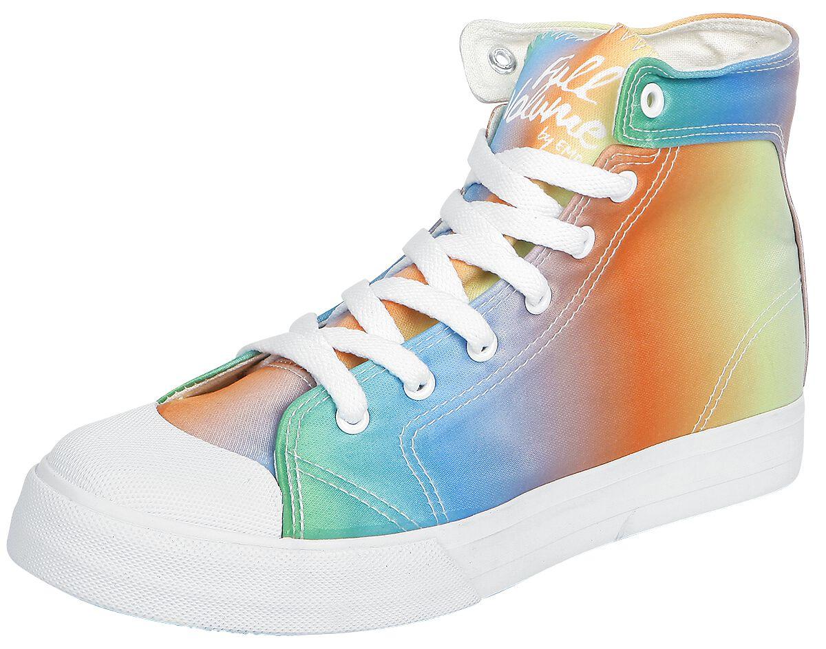 Image of   Full Volume by EMP Walk The Line Sneakers multifarvet
