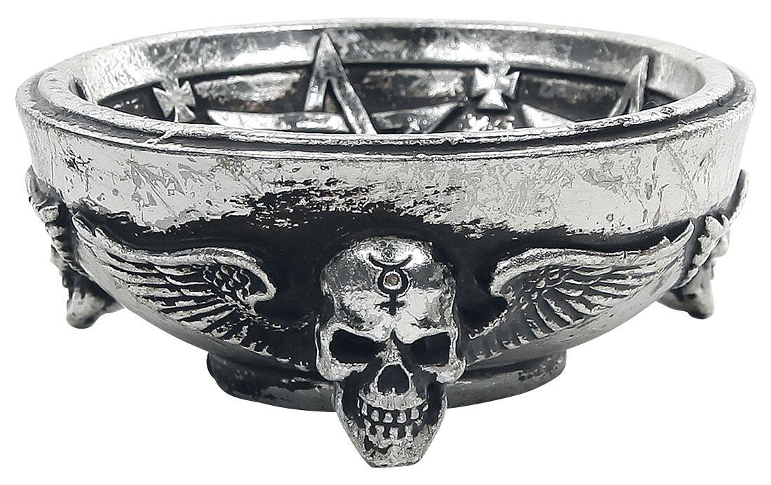 Image of   Alchemy Gothic Pentagramation - Trinket Dish Dekorationsartikel Standard