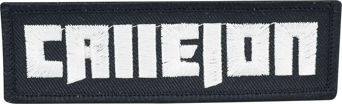 Zespoły - Naszywki - Naszywka Callejon Logo Naszywka czarny - 365478