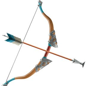 The Legend Of Zelda Bow and Arrow Réplique Standard