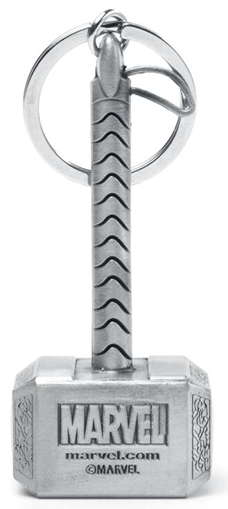 Image of   Thor Hammer Mjolnir 3D Nøglering Standard