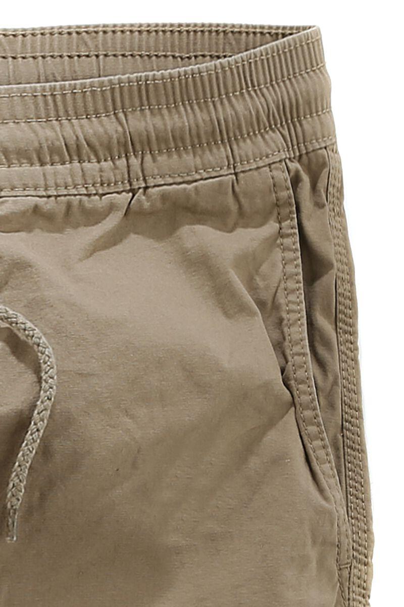Marki - Krótkie spodenki - Krótkie spodenki Produkt Basic Shorts Krótkie spodenki beżowy - 365799