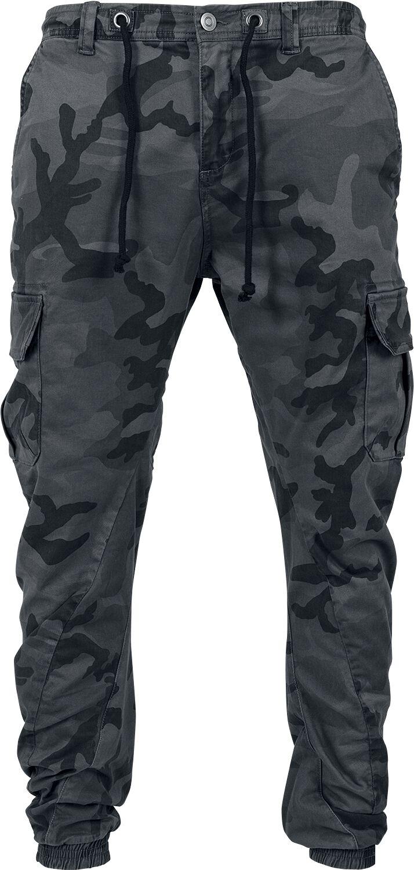 Image of   Urban Classics Cargo Jogging Pants Træningsbukser mørk camo