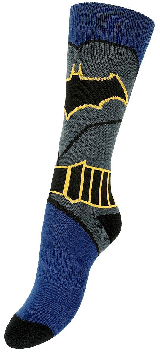 Image of   Batman Gotham City Girlie trøje mørk grålig