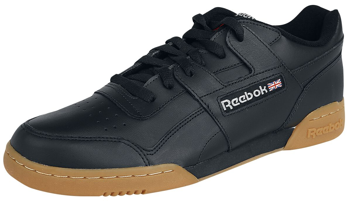 Image of   Reebok Workout Plus Sneakers sort