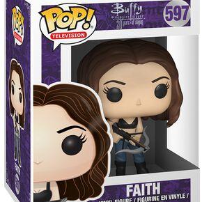 Figurine Pop! Faith - Buffy Contre les Vampires