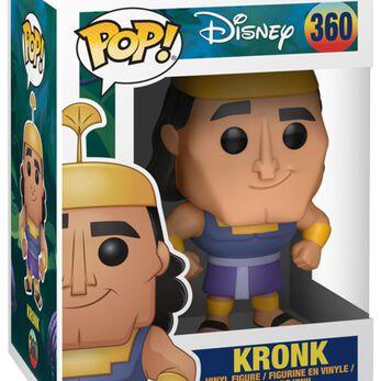 Figurine Pop! Kronk - Kuzco, l'Empereur Mégalo
