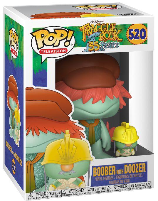 Die Fraggles Boober mit Doozer Vinyl Figure 520...