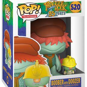 Figurine Pop! Boober - FraggleRock avec Doozer