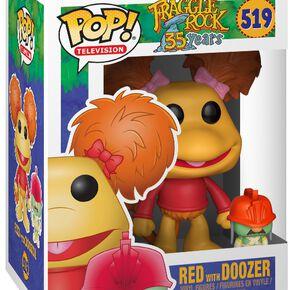 Figurine Pop! Red - FraggleRock avec Doozer
