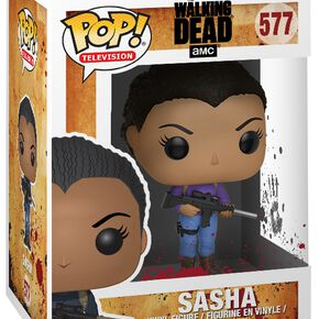 Figurine Pop! Sasha - The Walking Dead