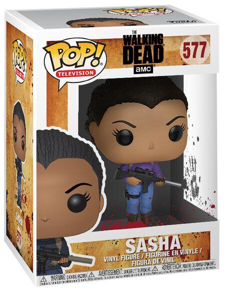 Figurine Pop! Sasha - The Walking Dead
