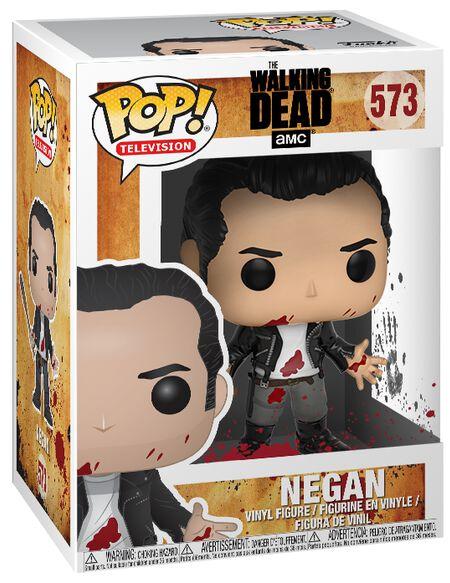 Figurine Pop! Negan (Rasé de Près) - The Walking Dead