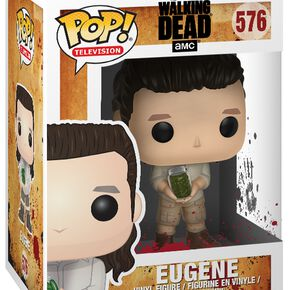 The Walking Dead Figurine En Vinyle Eugene 576 Figurine de collection Standard