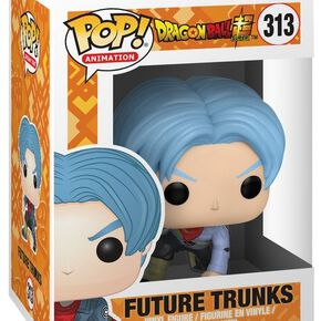 Figurine Pop! Future Trunks - Dragon Ball
