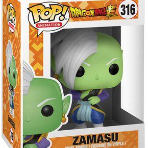Figurine Pop! Zamasu - Dragon Ball