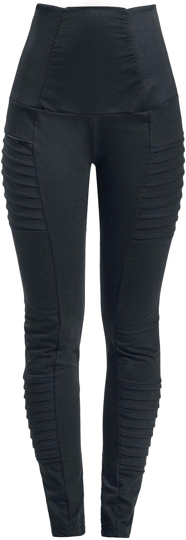Marki - Spodnie długie - Legginsy Rockupy Army Leggings Legginsy czarny - 366331