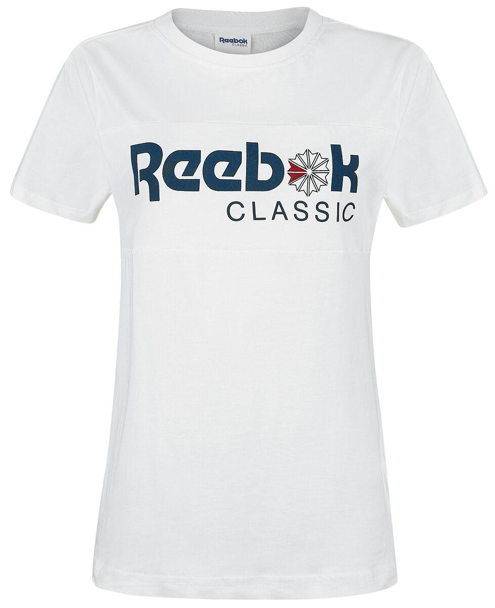 Image of   Reebok Classic Tee Girlie trøje hvid