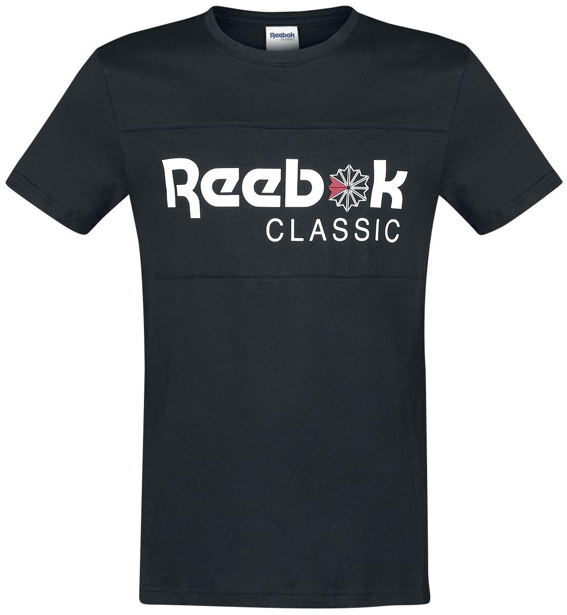 Image of   Reebok Franchise Iconic Tee T-Shirt sort