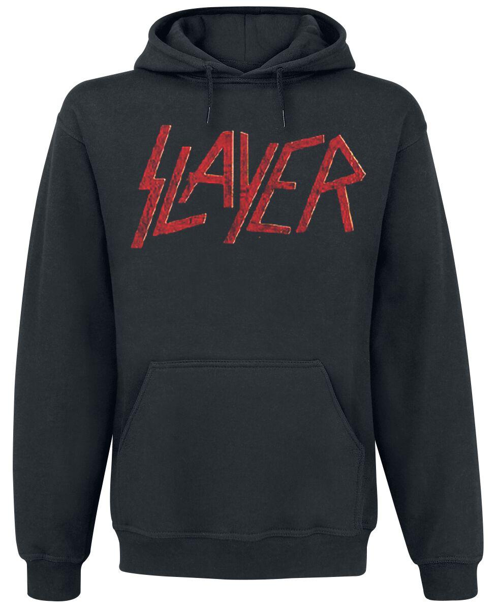 Image of   Slayer Crown Of Thorns Hættetrøje sort