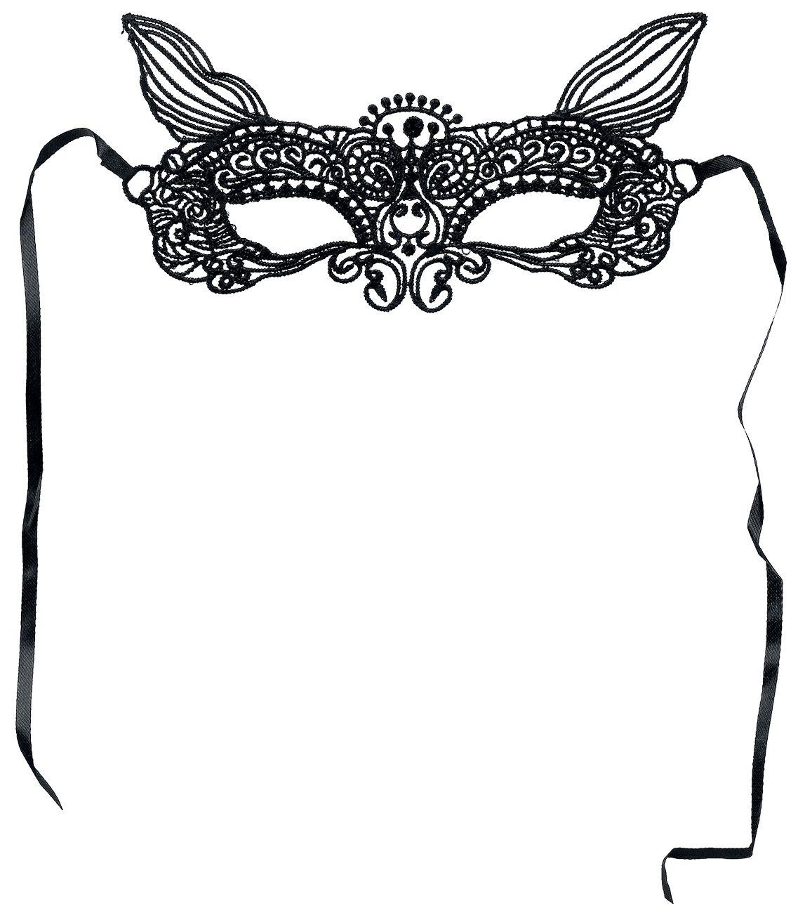 Basics - Maski i Kostiumy - Maska Dark Hours Mask Animal Maska standard - 366582
