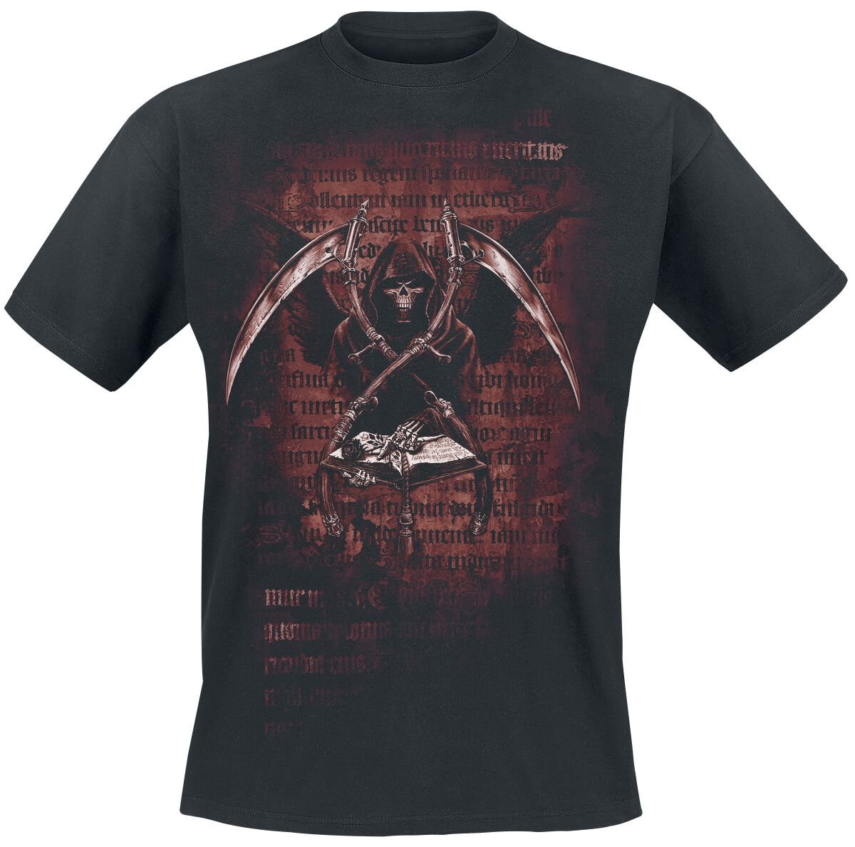 Image of   Alchemy England Classic - Day of Reckoning T-Shirt sort