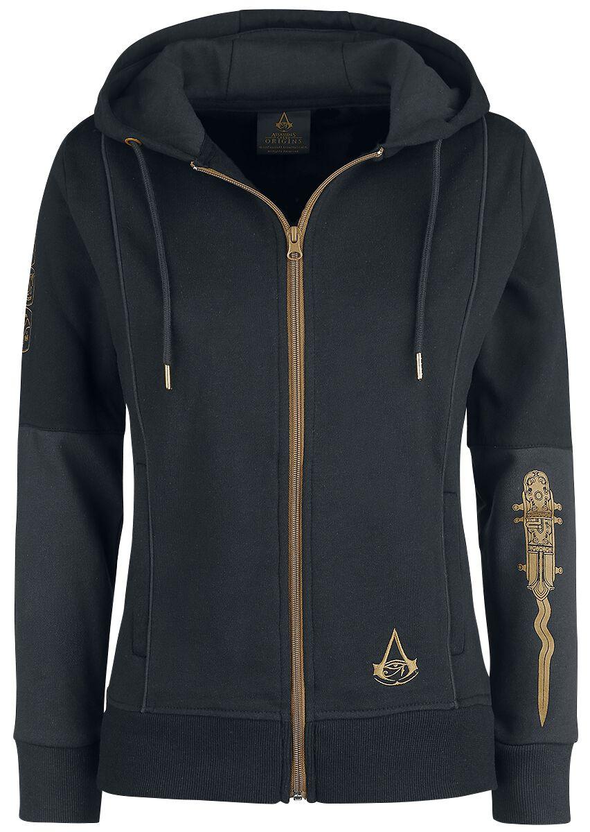 Image of   Assassin's Creed Origins - Cosplay Girlie hættejakke sort