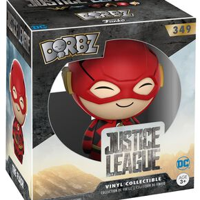Figurine Dorbz Justice League Flash