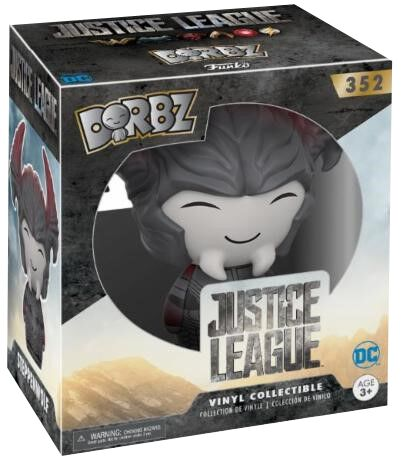 Image of   Justice League Steppenwolf Dorbz Vinyl Figure 352 Samlefigur Standard