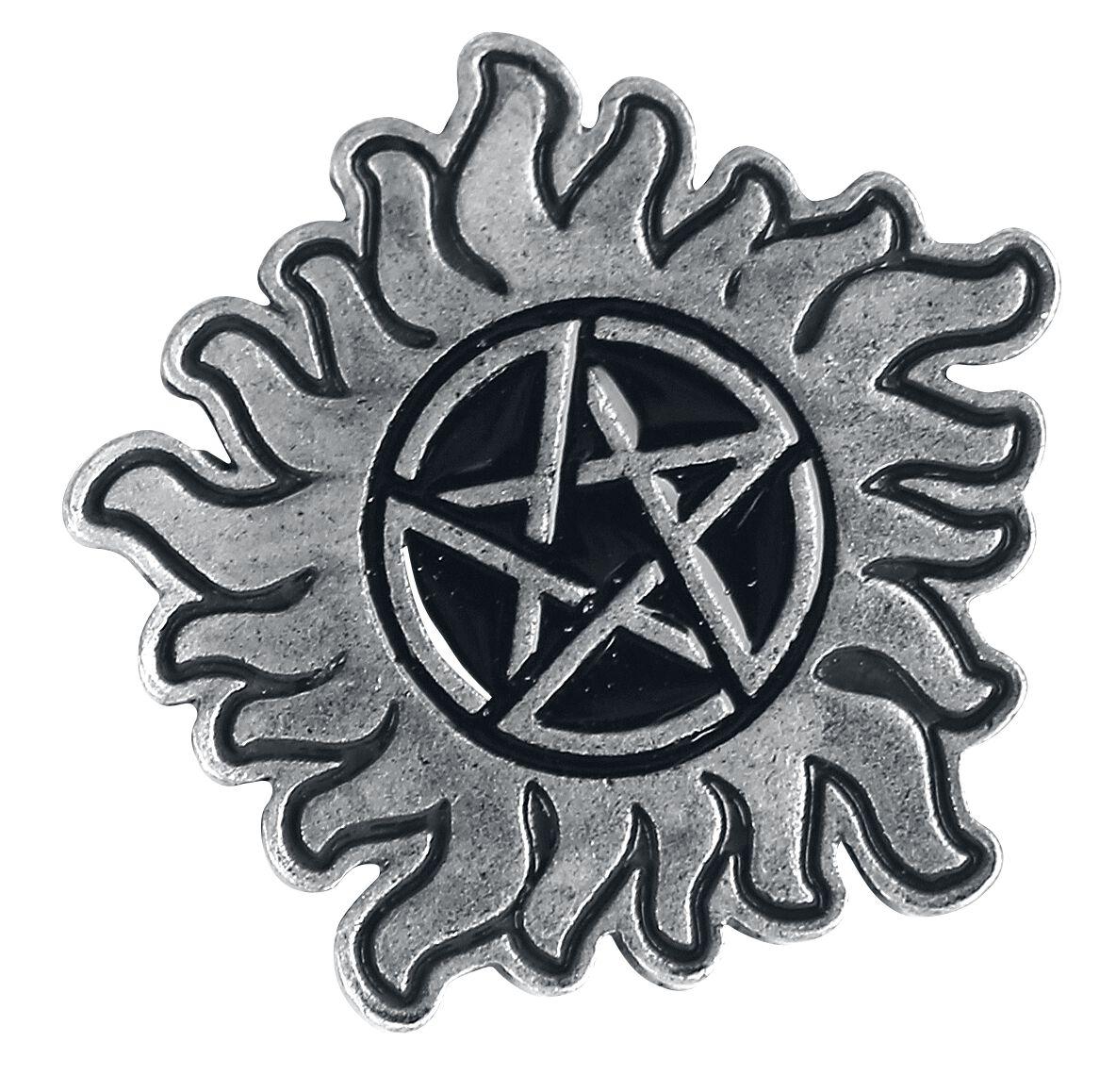 Image of   Supernatural Blind Box Pin Nål multifarvet
