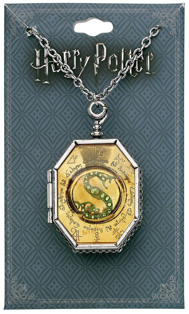 Marki - Naszyjniki - Naszyjnik Harry Potter Horkrux Naszyjnik złoty - 366872