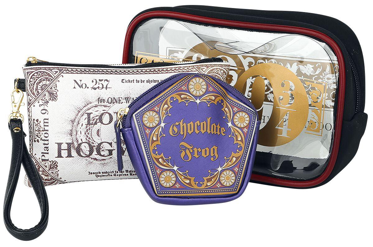 Image of   Harry Potter Gavesæt Kosmetiktaske multifarvet