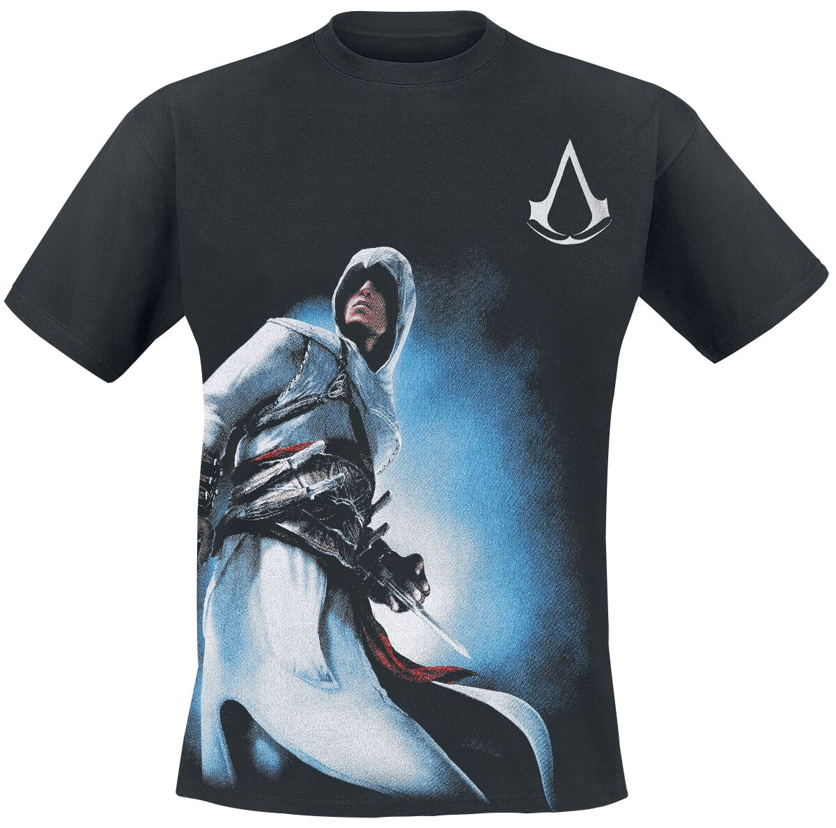 Image of   Assassin's Creed Altair T-Shirt sort