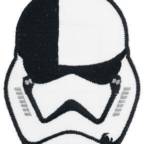 Star Wars Épisode 8 - Les Derniers Jedi - Loungefly - Executioner Trooper Patch multicolore