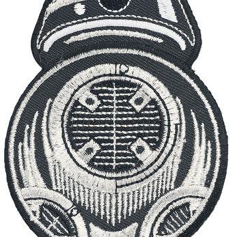 Star Wars Épisode 8 - Les Derniers Jedi - Loungefly - BB-9E Patch multicolore